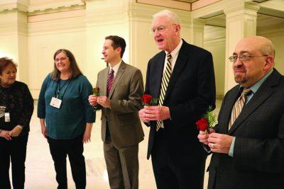 Rose Day Committee Members